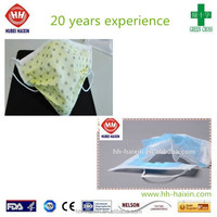 Medical Equipment Nonwoven 3ply Face Mask