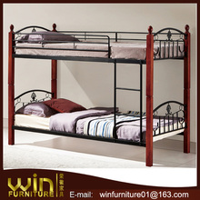 single size adult wooden bunk bed 3 layers malaysia