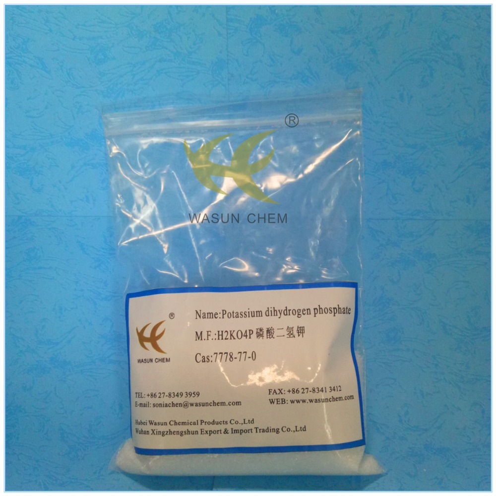 400g small color packing bag Monopotassium phosphate for ferlitizer