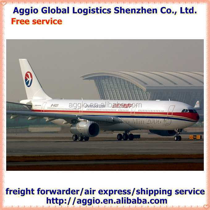 cheap air freight from china to Spain total logistics provider