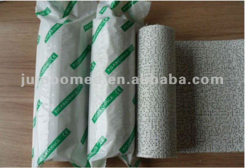 Medical P.O.P bandage/POP Bandage/Plaster Of Paris Bandage( www.forevert.com)