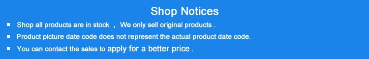 shop notices