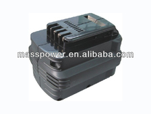 24v Power Tools Battery 3.0Ah DE0240 Ni-MH Battery