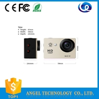 super quality 1080P hd sport dv mini size and wholesale price with multi price