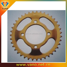 High Quality Gold Anodizing Motor Sprocket