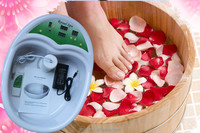 Health & Medical Detox foot spa with remote ( CE & RoHS )