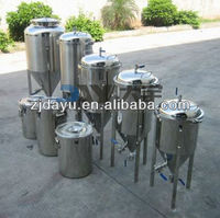 stainless steel home mini brew equipment