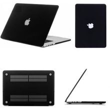 BLACK HARD SHELL CASE FOR MACBOOK PRO 13 13.3 INCH 2013 RETINA DISPLAY