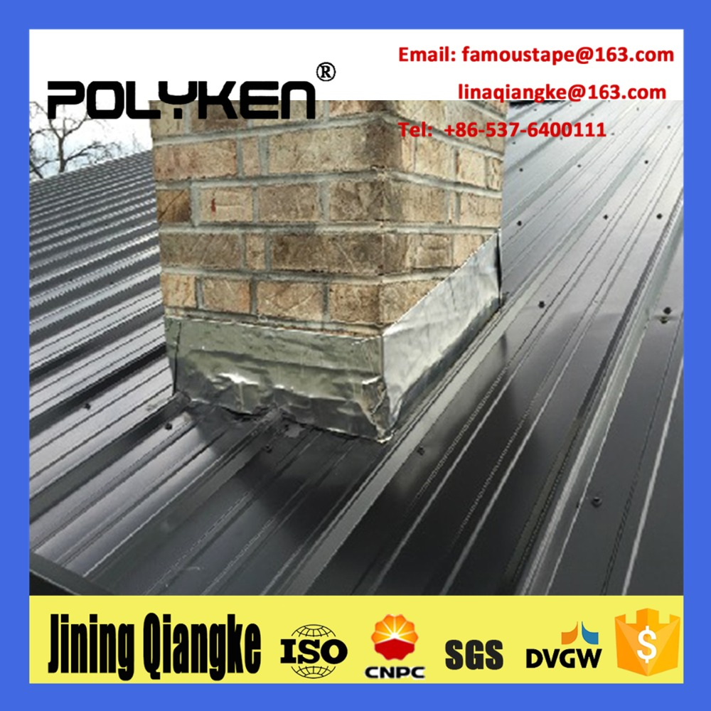 Polyken house corner and roof waterproof aluminum foil butyl tape