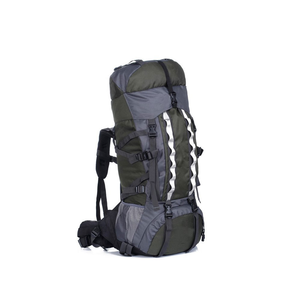 Wholesale Outdoor Hiking Bagpacks Sports Bag Customized New Mountaineering Bags 80L