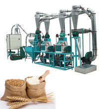Wheat Mill/Small Flour Milling Machine/Wheat flour Milling Machine for cake flour bread noodle flour