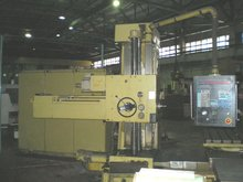 90 MM, Horizontal boring mill