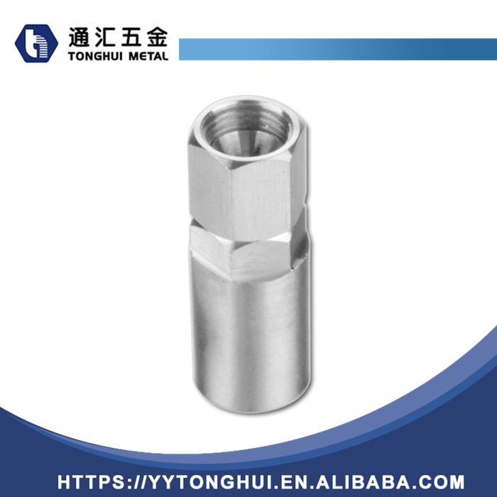 high end unique good price new style hydraulic swaged hose fittings
