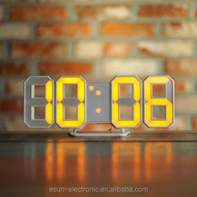 Digital Deal LED Wall Clock