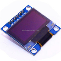"1.3"" inch 6pin SPI Communication 12864 graphic oled lcd module"