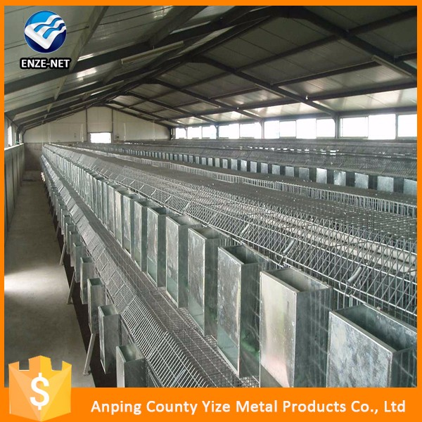 wholesale alibaba Customize Rabbit Cage/Rabbit Breeding Metal Cages/Rabbit House Cage