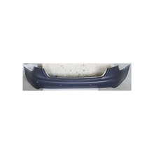 New product best quality pu for a4 b8 auto rear bumper spoiler
