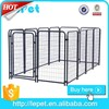 6' welded wire panel large outdoor dog enclosure for wholesale