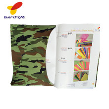 2017 Hot Selling Printed Stretchable Fabric Book Cover