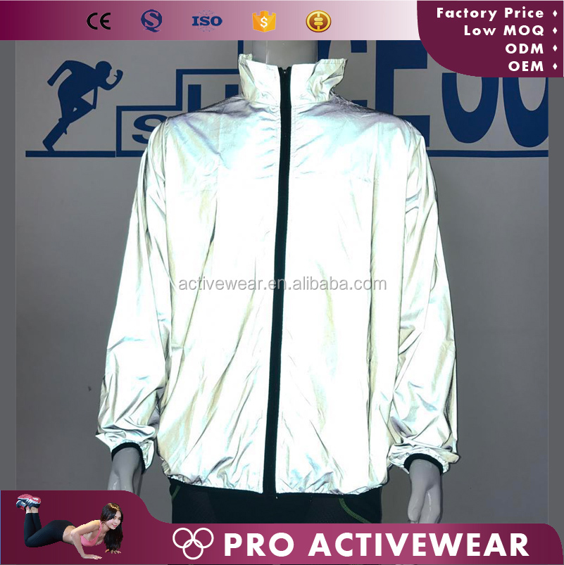 Wholesale Jacket Personalized, Reflective Jacket For Man And Women,Discount Jacket crossfit Outdoor