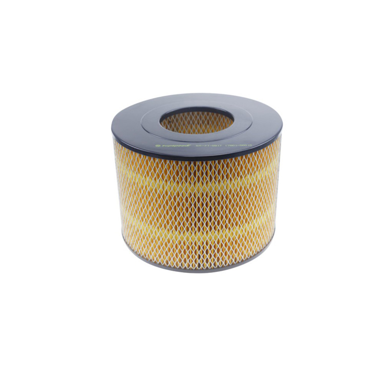 Wholesale maintenance accessories 17801-58010 car air filter of auto parts