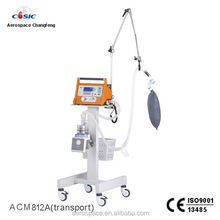 transport Ventilator medical ventilator ACM brand CE approved