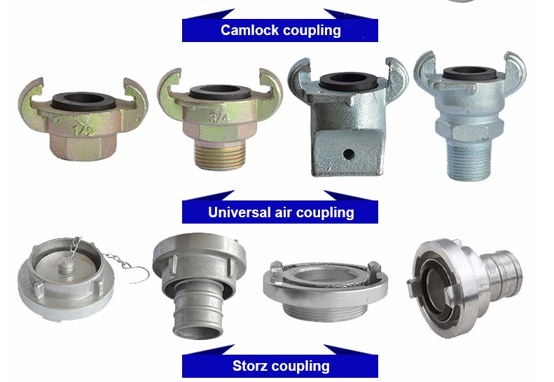 Hot sell stainless steel camlock quick coupling