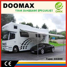 Hot-selling Sturdy European Aluminum Alloy RV Awning Manufacturer