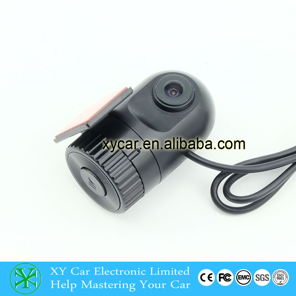 Car dvr mini camera 720P HD with small hidden camera for cars XY-Q1
