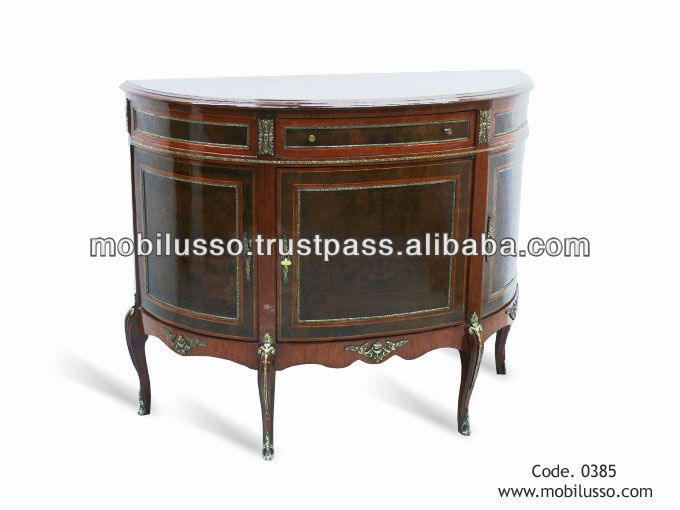 Antique Style French Louis XV Commode