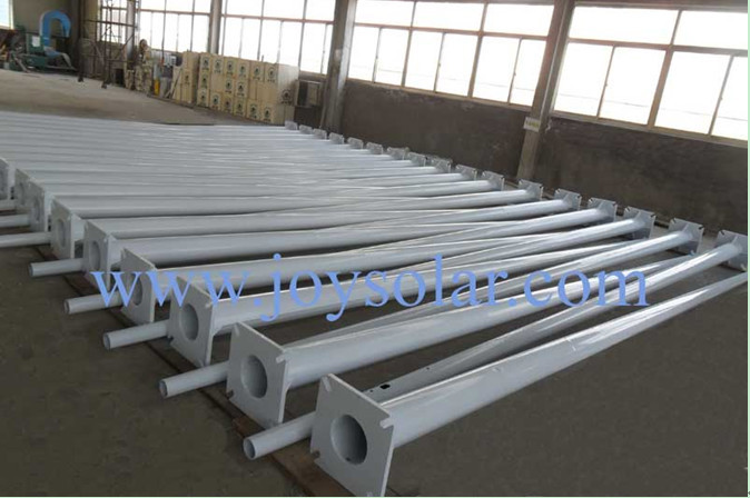 Galvanised Hot Rolled Steel light column(Customization Available)