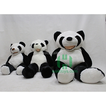 HI CE/ASTM/AZO standard valentines day gifts giant panda plush toy