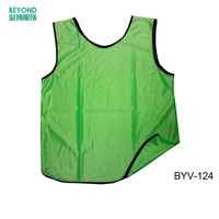 wholesale polyester sports football & soccer training vests