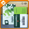 Wholesale Hong Kong Color Cards/Business Card/Credit Size Cards