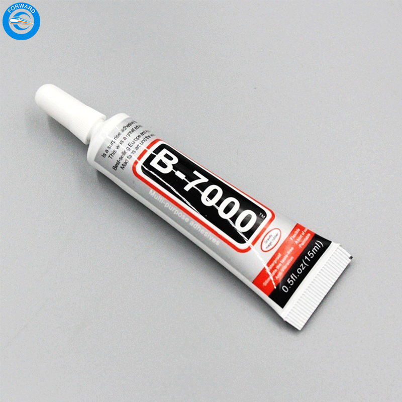 FORWARD Best B7000 <strong>Glue</strong> 15ml Industrial Strength Super Adhesive Clear Liquid For Phone Repair or DIY