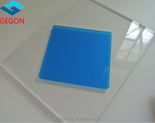 10mm 12mm 16mm sound barrier solid polycarbonate sheet price