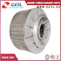 turbochargers spare parts silencers