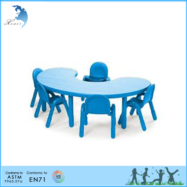 montessori wooden desk school