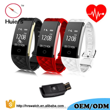 fit wristwatch fitness tracker wearable accessories heart rate monitor smart watch S2 with SDK for Android IOS