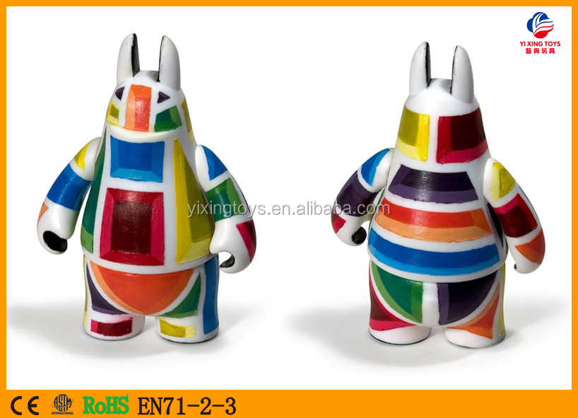 OEM ODM vinyl toy factory custom make vinyl toy