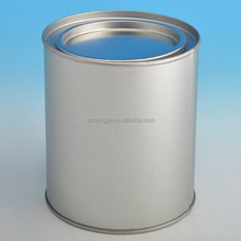 wholesale buy round metal empty tin cans with lids