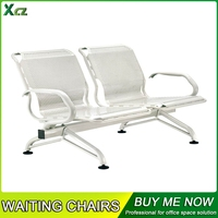 Fashionable price airport chair waiting chairs/salon chairs for sale /beauty salon waiting chair--16-1