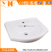 Made in china 550*445*195 ceramic hand wash bowl basin cabinet