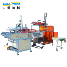 SINOPLAST 10KW 380V/50HZ, 3P PLC Control Cheap Price Thermoforming Machines