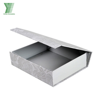 Custom Printed Magnetic Closure Foldable Paper