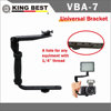 KINGBEST hot shoe flash /Universal Bracket/ Video Camera /Cameras and camcorders Bracket / hot shoe flas / Camera Flash Holder