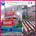 professional in stock roof tile roll forming machine