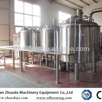 Overseas Service 800L Stainless Steel Craft