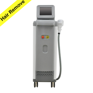 Quick result vertical 808 diode laser hair removal with big spot size