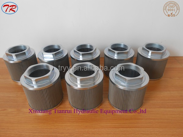 Equivalent TAISEI KOGYO suction oil filter element SFT-06-150W